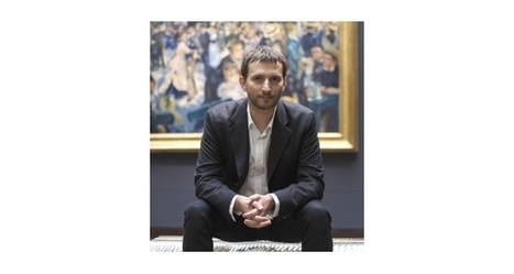 Portrait dun community Manager et rédacteur web au Musée d'Orsay #métier   Emploi Métiers Presse Ecriture Design   Scoop.it