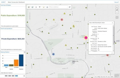 ArcGIS Solutions for Water Conservation | Geoprocessing | Scoop.it