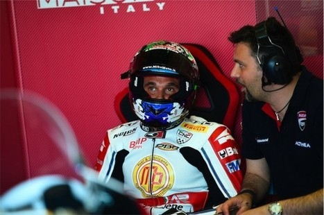 Canepa goes back to Althea Ducati as Terol replacement | Ductalk Ducati News | Scoop.it