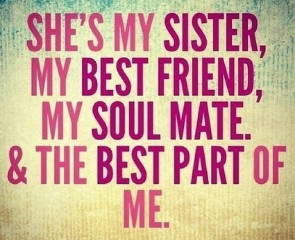 20 Sensational Quotes About Sisters