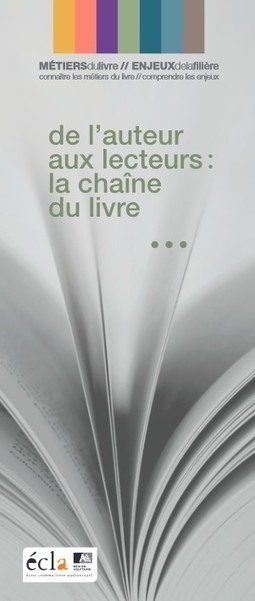 Publication : «De l'auteur aux lecteurs : la chaîne du livre», Écla   Fill   bibliOthèques 2.0 et puis aussi un peu les musées 2.0 et les librairies 2.0   Scoop.it