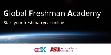 Start Learning with Global Freshman Academy | Thinking About It | Scoop.it