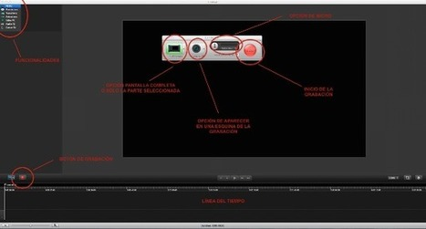 Cómo grabar la pantalla de tu PC para dar una clase al revés   MECIX   Scoop.it