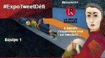 Tweeter une expo du CDI ? | outils numériques pour la pédagogie | Scoop.it