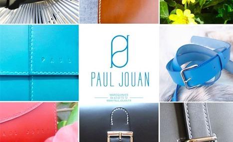 Paul Jouan - Créateur maroquinier | Métiers, emplois et formations dans la filière cuir | Scoop.it