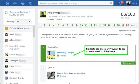 Are you using Edmodo?  Quizzes: Tips & Tricks | Teacher-Librarian | Scoop.it