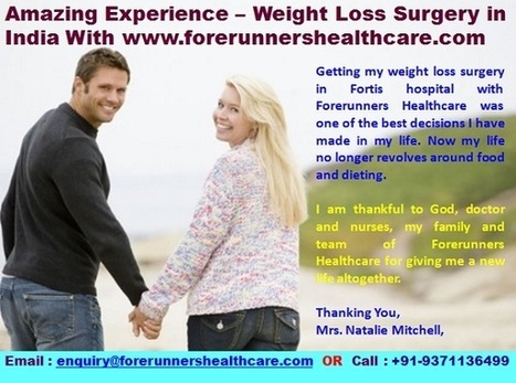 Sleeve Gastrectomy Surgery Cost In India In Weight Loss Surgery