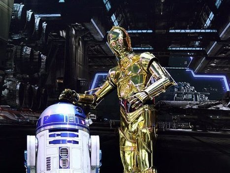 Why chatbots should be more like R2D2 than C3PO, and other lessons for Silicon Valley's hottest trend | The Robot Times | Scoop.it