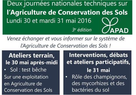 Atelier 'Test Bêche' aux journées nationales ACS par l'APAD France le 30 mai à Nouan-le-Fuzelier (41) | SPATEN   Test Bêche | Scoop.it