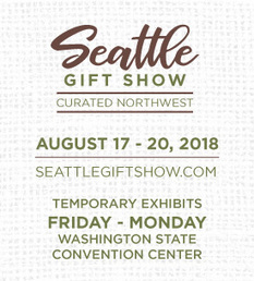 Bo'Bell Jewels Will Be At Jewelry Exhibition In Washington's Seattle Gift Show From 17th to 20th August 2018