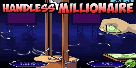 Handless Millionaire 2 unblocked at school' in iogames4u com