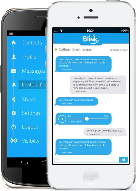 BlinkChat. Easy way to communicate with your LinkedIn professional network | Blink Chat for LinkedIn™ | Scoop.it