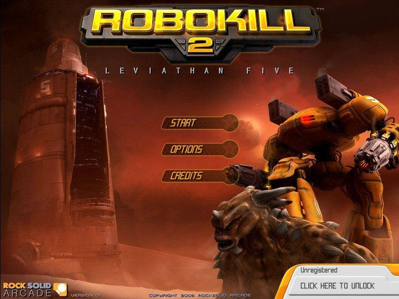 Robokill 2 Hacked - The Best HACKED GAMES   io