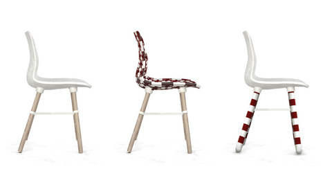 Ultimaker and Joris Laarman Lab 3D Print a Chair to Solve the Ultimate Design Puzzle - 3D Printing Industry | shubush digital | Scoop.it