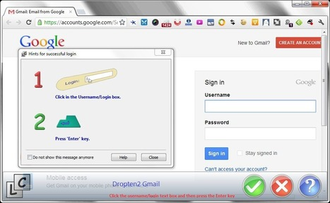Log into your favorite websites automatically and securely with LoginCode   Time to Learn   Scoop.it