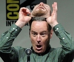 'Breaking Bad' actor Bryan Cranston hid in plain sight at Comic-Con wearing a Heisenberg mask | TEST 1 | Scoop.it