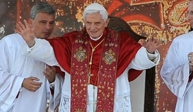 #Lebanon: Pope to hold open-air Beirut Mass   From Tahrir Square   Scoop.it