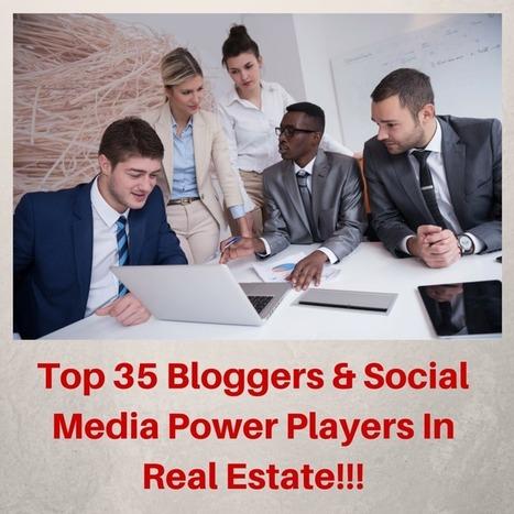 Top 35 Real Estate Social Media Players | Social Media Engagement | Scoop.it