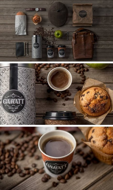 19 Creative Coffee Branding Examples You Need to See | Business Support | Scoop.it