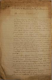 Cercle généalogique et historique d'Aubière: Le maire Girard, déshonoré ! | Rhit Genealogie | Scoop.it