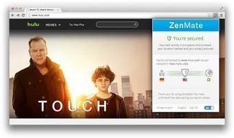 ZenMate : un VPN gratuit pour Google Chrome ! | Geeks | Scoop.it
