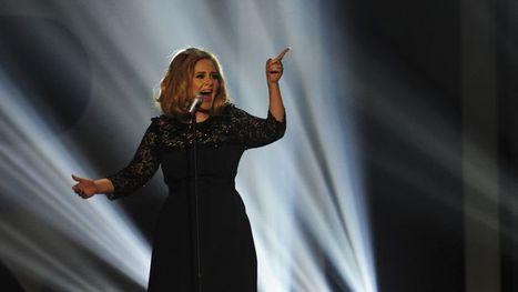 YouTube va bloquer des clips d'Adele et de milliers d'artistes indépendants | Edition - Musique - Cinéma - Jeu Vidéo | Scoop.it