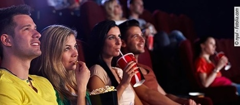 Le popcorn réduit la mémorisation de la pub. | Be Marketing 3.0 | Scoop.it