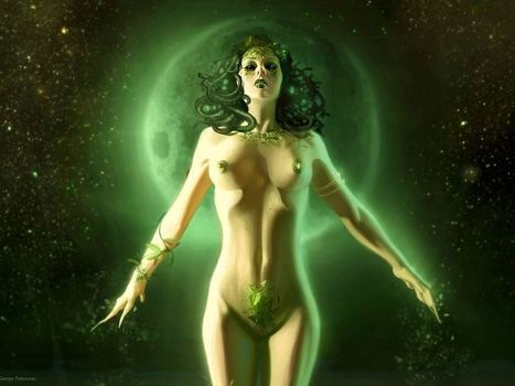 Gaia, Gaea, Ge, Gaya, Gê,  Mother Earth | They were here and might return | Scoop.it
