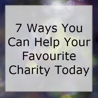 7 Ways To Use Social Media To Help Your Favourite Charities - Paul Duxbury | Useful for Charities | Scoop.it