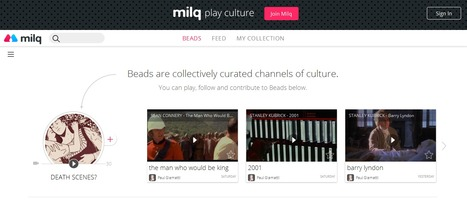 New Community-Powered Curation Platform: Milq | Social Media Content Curation | Scoop.it
