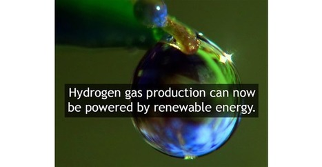 Scientists find quicker, more sustainable way to produce hydrogen fuel | World of Tomorrow | Scoop.it