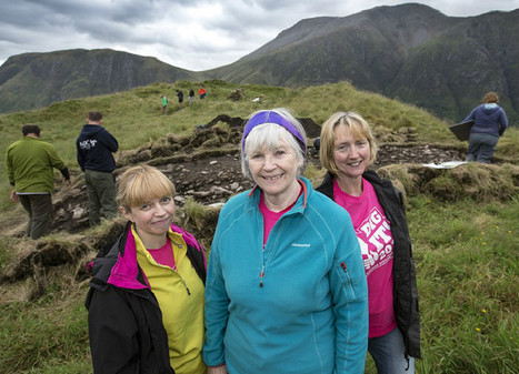 Exploring the archaeology of Dun Deardail | Archaeology News | Scoop.it