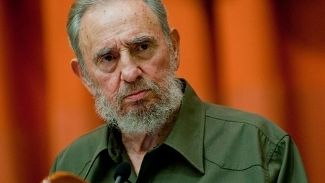 Fidel Castro propose aux Etats-Unis de collaborer dans la lutte contre Ebola   International...   Scoop.it
