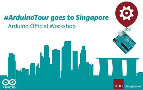 ArduinoTour in Singapore! See you on August 3rd and 4th   Raspberry Pi   Scoop.it