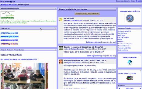 CEDEC - Nuevo modelo de organización de centro de Secundaria basada en TICs y Aprendizaje Colaborativo. | Escuela y Web 2.0. | Scoop.it