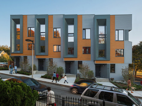 Energy-positive townhouses power Boston's grid with renewable energy | sustainable architecture | Scoop.it