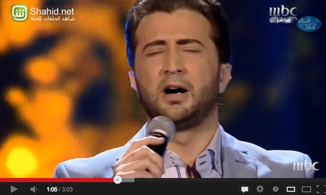 Video: Amateur singer's heartbreaking song for Syria sweeps the Arab world | frontpoint security reviews | Scoop.it