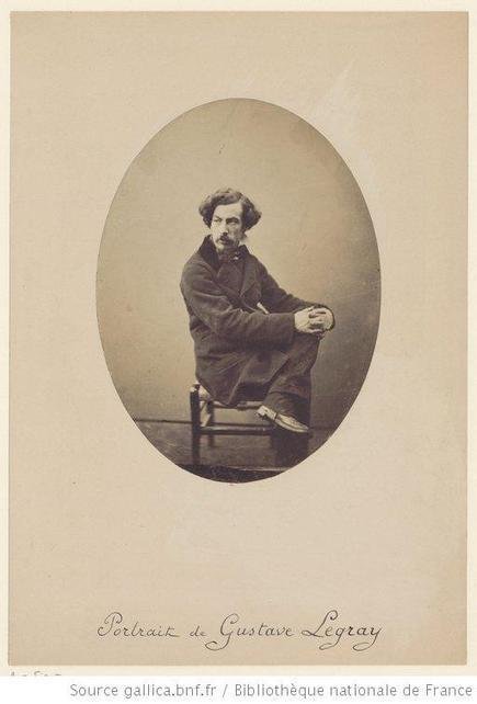Les photographies de Gustave Le Gray   Gallica   L'écho d'antan   Scoop.it