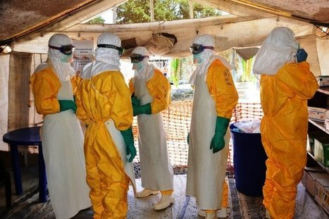 Ebola Doctor Shortage Eases as Volunteers Step Forward | Viruses and Bioinformatics from Virology.uvic.ca | Scoop.it