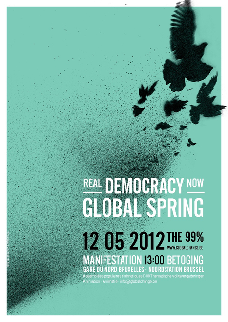 RELOAD ►  #12M15M - #GLOBALMAY #Road to Dignity #12Mbxl | The Marches to Brussels | Scoop.it