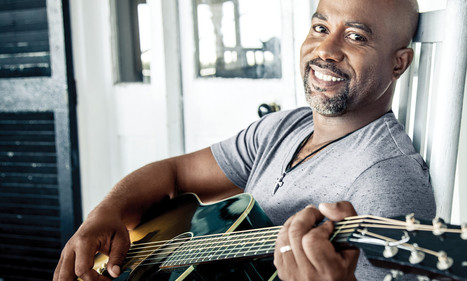 Darius Rucker Lets the 'Good Time' Roll (INTERVIEW) | CLOVER ENTERPRISES ''THE ENTERTAINMENT OF CHOICE'' | Scoop.it