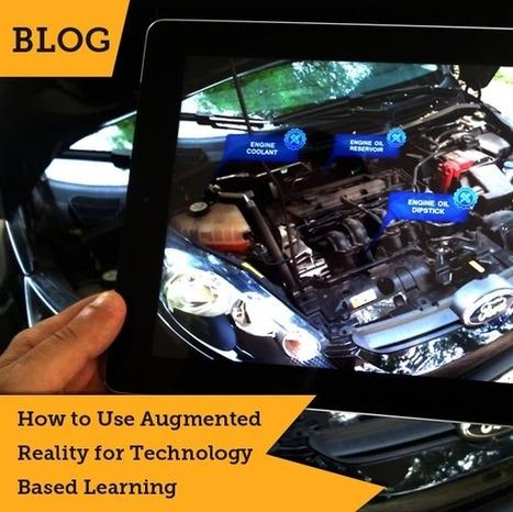 6 apps para empezar a usar la realidad aumentad... | Educación en Consuegra | Scoop.it