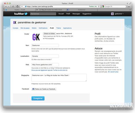 Publier simultanément sur WordPress, Facebook et Twitter | Blogs | Scoop.it