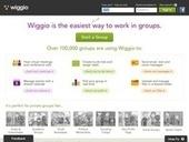 Wiggio. Espace de travail collaboratif pour un groupe.   E-apprentissage   Scoop.it