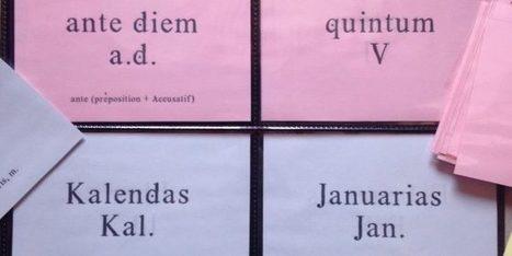 Un calendrier romain pédagogique - Arrête ton char | Net-plus-ultra | Scoop.it
