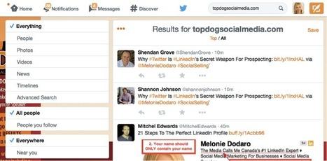 How to Get Twitter Followers Who Actually Matter | Optimisation des médias sociaux | Scoop.it