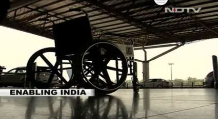 Enabling India: Travel Website for People With Disabilities | Tourism 4All | Scoop.it