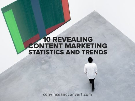 10 Revealing Content Marketing Statistics and Trends | Consumer behavior | Scoop.it