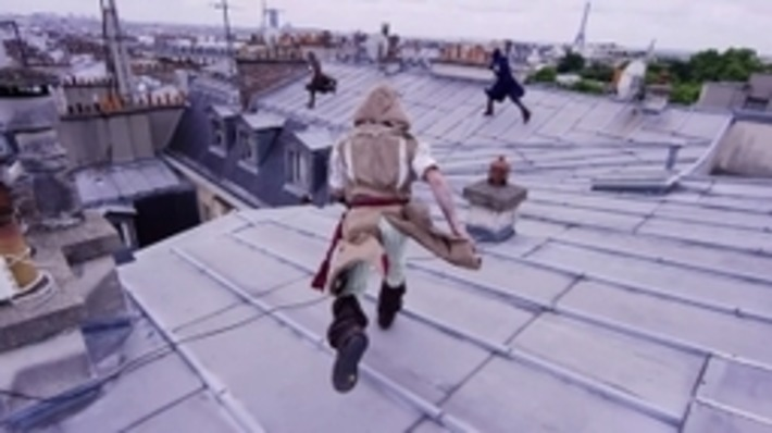 Assassins Creed Unity Real Life Parkour | Machinimania | Scoop.it