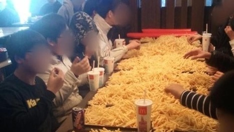 French fry parties a hit in Asia | It's Show Prep for Radio | Scoop.it